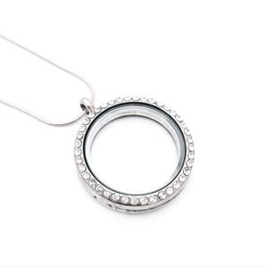 Jewelry - Living Locket Floating Charm Necklace